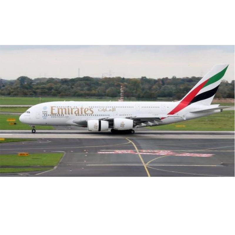 Airbus dice que la producción del superjumbo A380 terminará