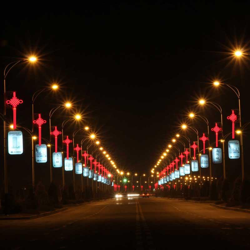 ¿Por qué el nudo chino LED es bienvenido?