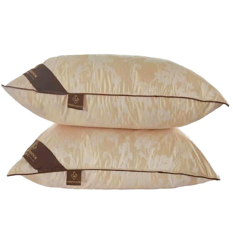 100% almohadas de plumas de ganso húngaro