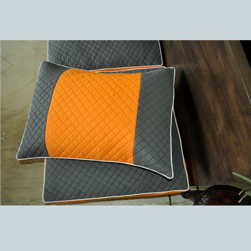Almohadas de fibra hueca acolchadas
