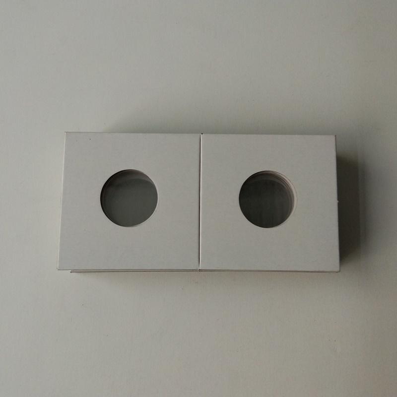 Cartoneras de papel de cartón 2X2 Flip Flips