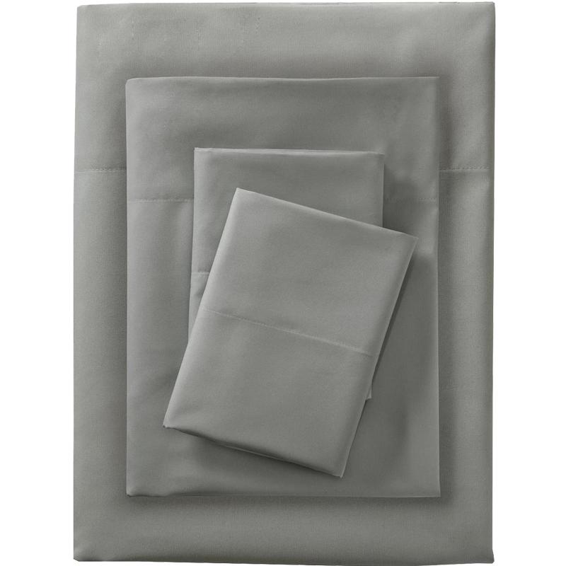 Juegos de sábanas de microfibra sólida