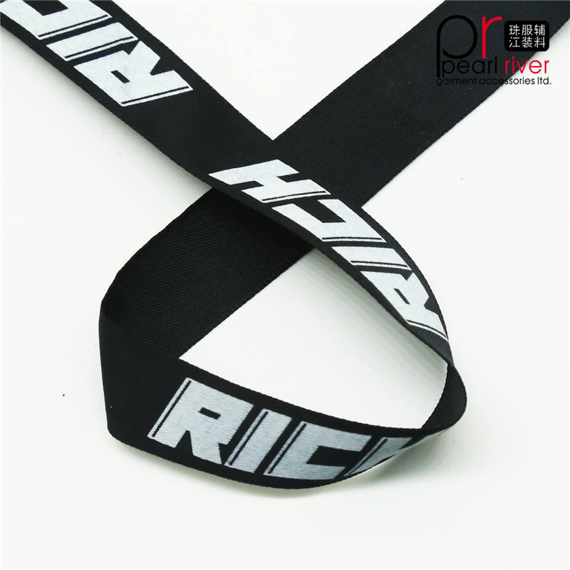 cinta negra de alta calidad