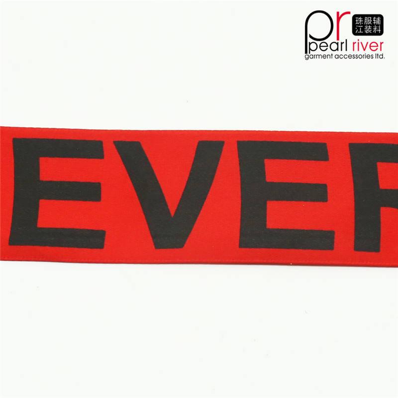 Cinta roja de alta calidad