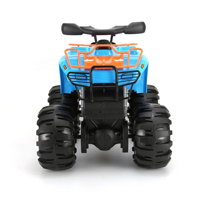 Motocicleta - Big Foot Monster