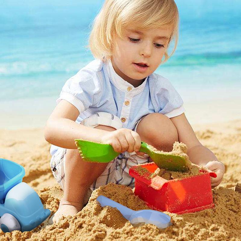 Se acerca el verano, ¿qué tipo de juguetes necesitas? - Juguetes de arena.