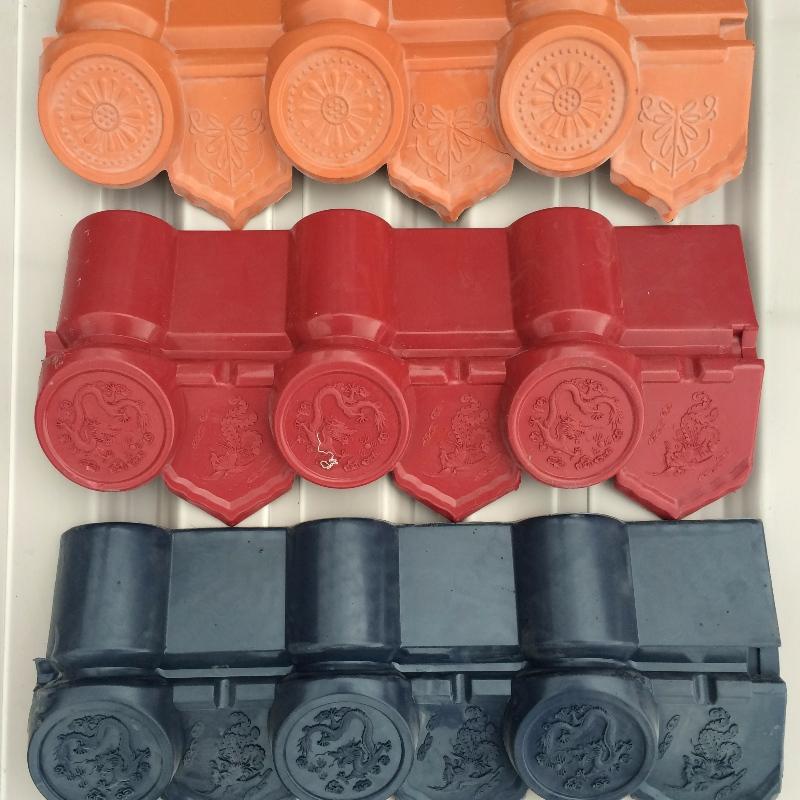 Accesorios de baldosas de resina