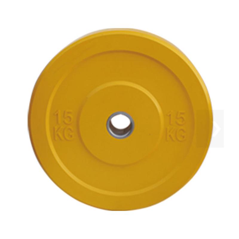placa de parachoques de goma de color vulcan
