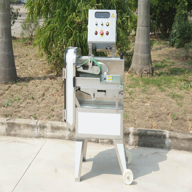 Requisitos ambientales para la operación del equipo de un cortador de verduras