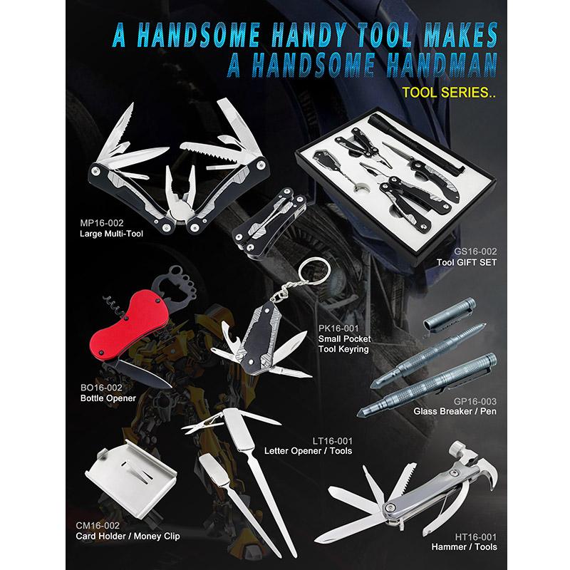 Una herramienta útil hermosa hace un manitas guapo