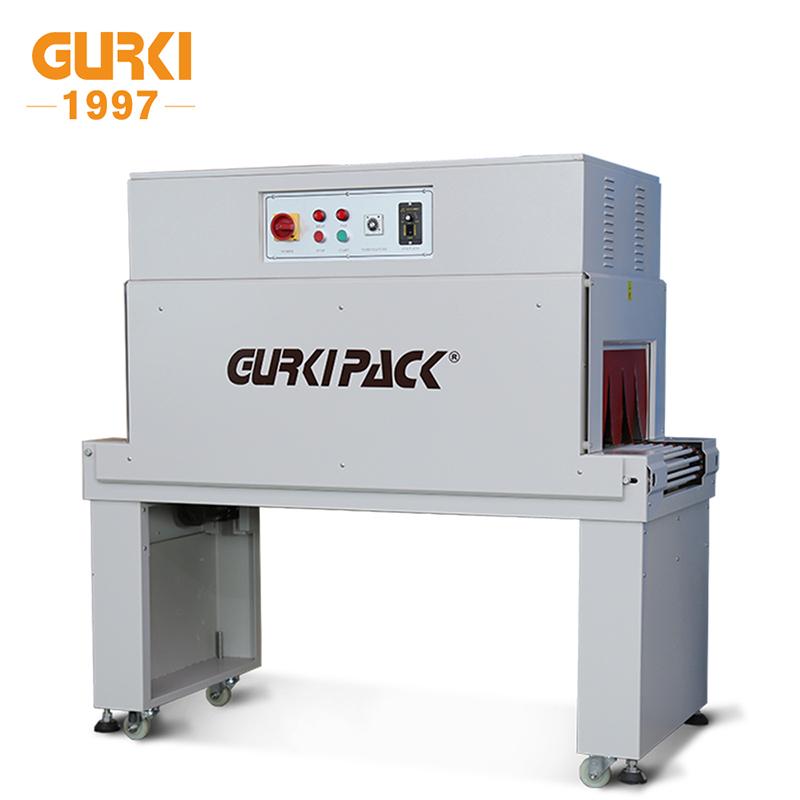 Máquina de túnel termorretráctil   Máquina de envasado de túnel retráctil   Fabricantes de Túneles retráctiles - GPS-4525