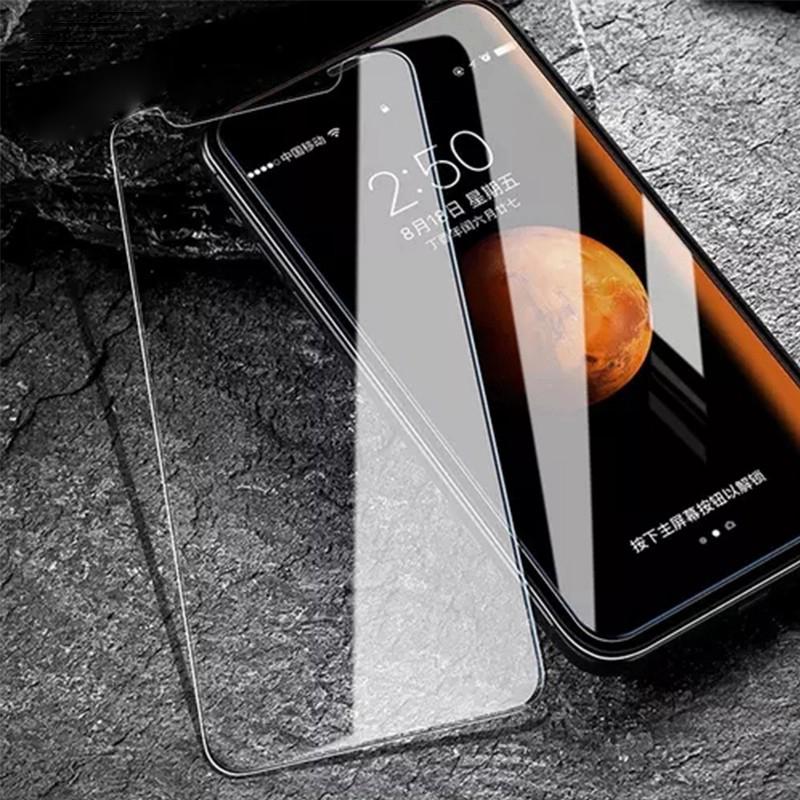 Protector de pantalla transparente 2.5D fox iPhone Xs / Xr / Xs Max