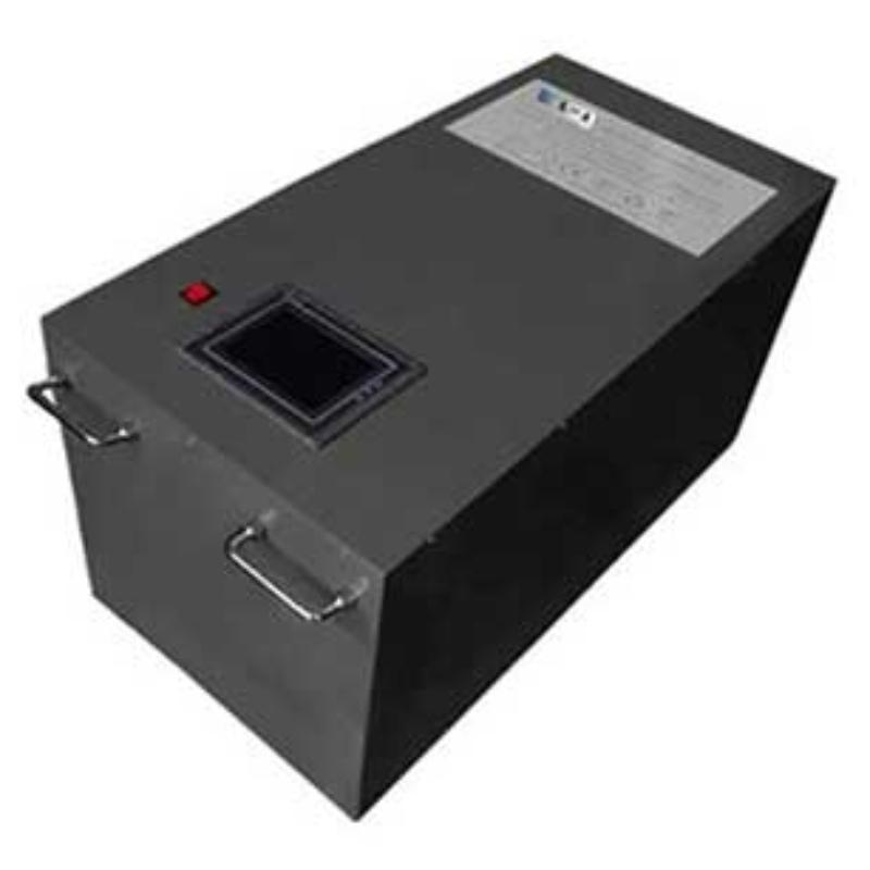 Función de sistema de emergencia de almacenamiento de energía de batería de litio portátil