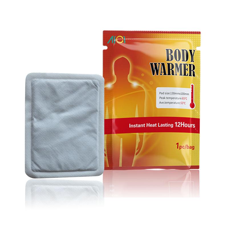 Parche calentador del cuerpo