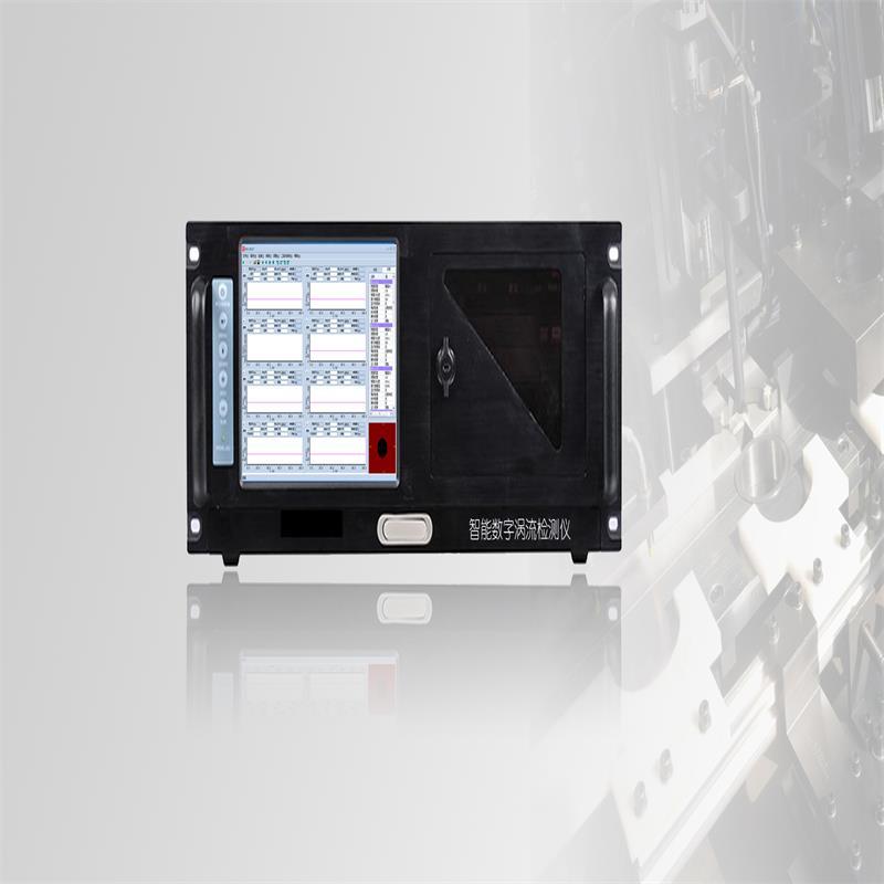 Detector de corriente de Foucault digital inteligente multicanal EIG3000