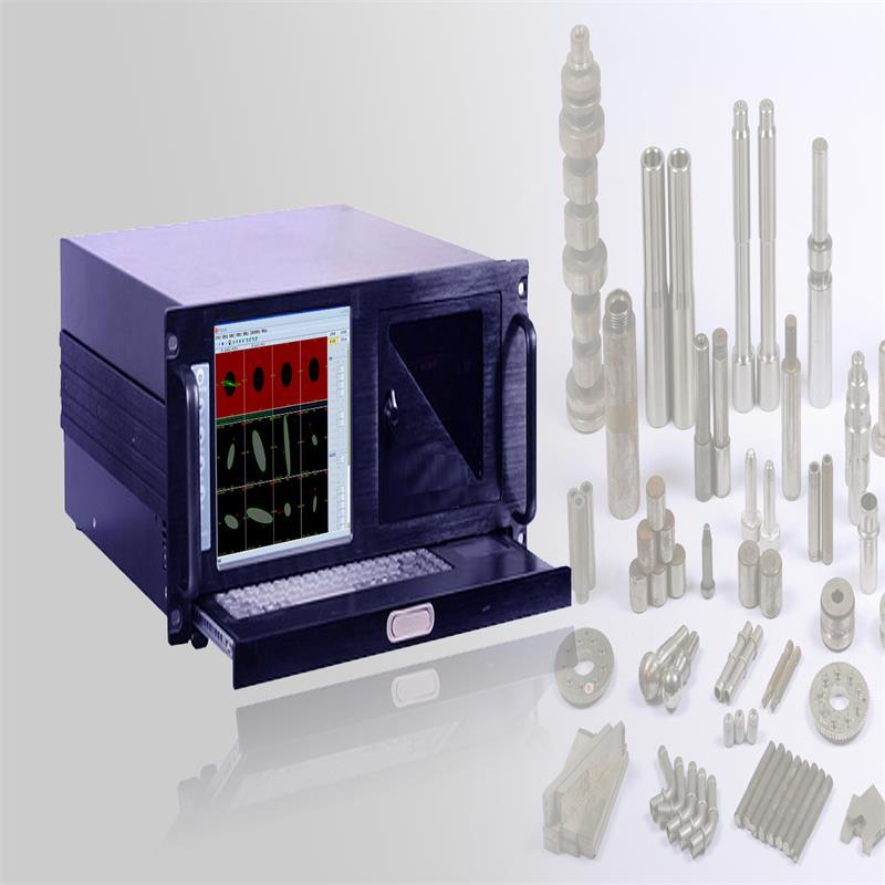 Instrumento inteligente de clasificación digital de materiales para corrientes de Foucault ERS6000