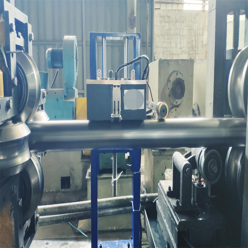 Sistema de prueba de corriente de Foucault en línea para tubería soldada recta EFH1002