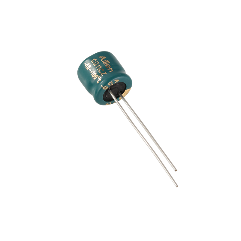 CD11EZ Condensador electrolítico de aluminio enchufable