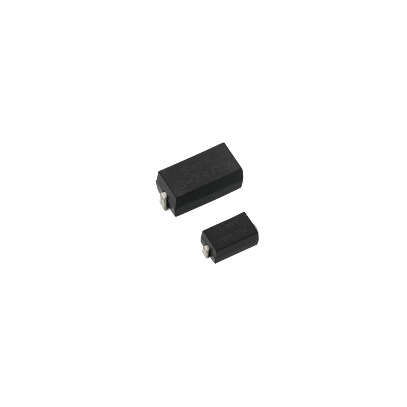 Resistencias de chip bobinado de cable de alimentación SMW