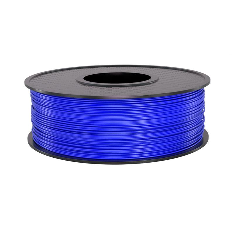 PLA filamento-azul