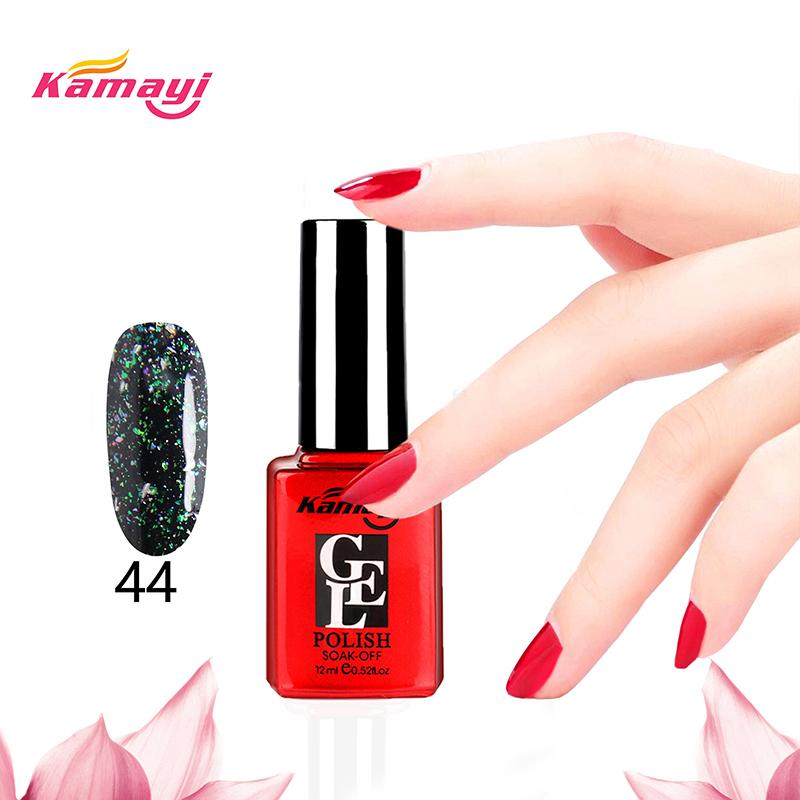 Kamayi 2019 venta caliente pegamento para uñas colorido yunjin pegamento para uñas 96 colores 12ml 2019 venta caliente pegamento para uñas