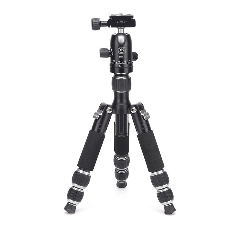 Venta caliente Diat AM125-DHS-5 Mini trípode de cámara profesional de micro distancia ligera