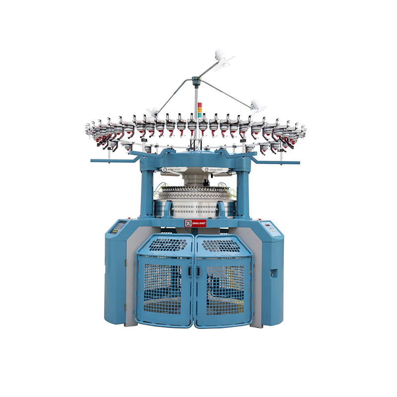 Máquina de tejer circular