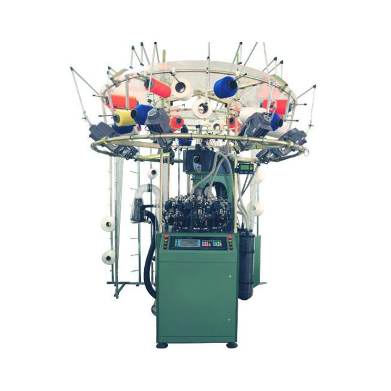 Máquina de tejer computarizada para ropa interior sin costuras