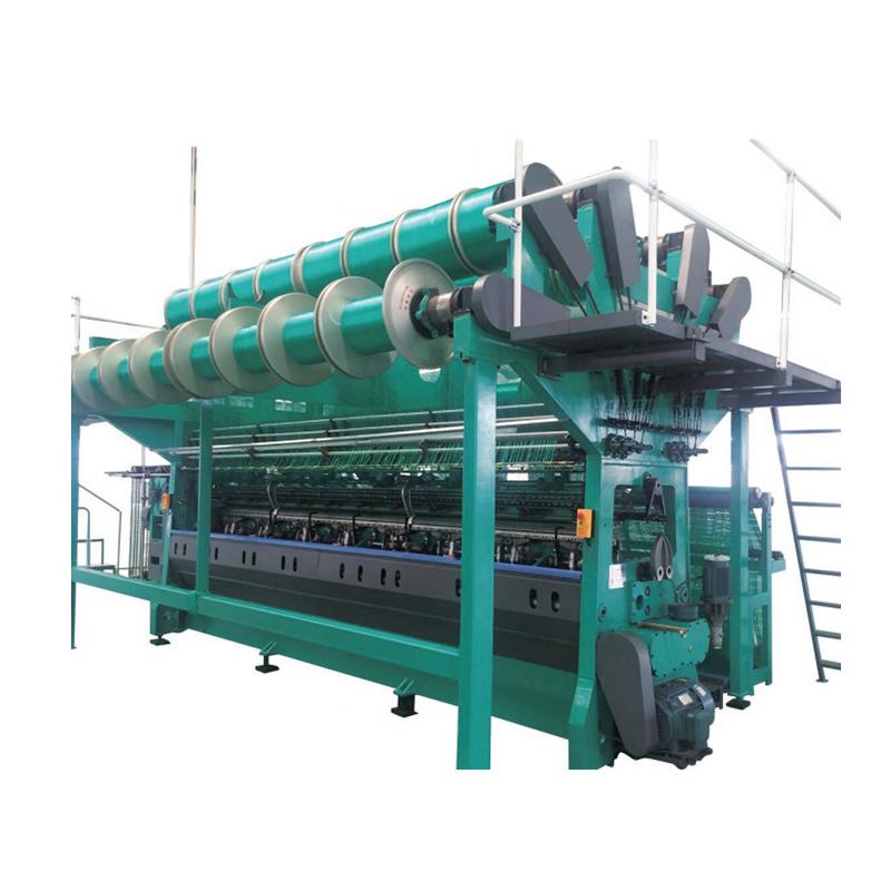 Máquina de tejer urdimbre