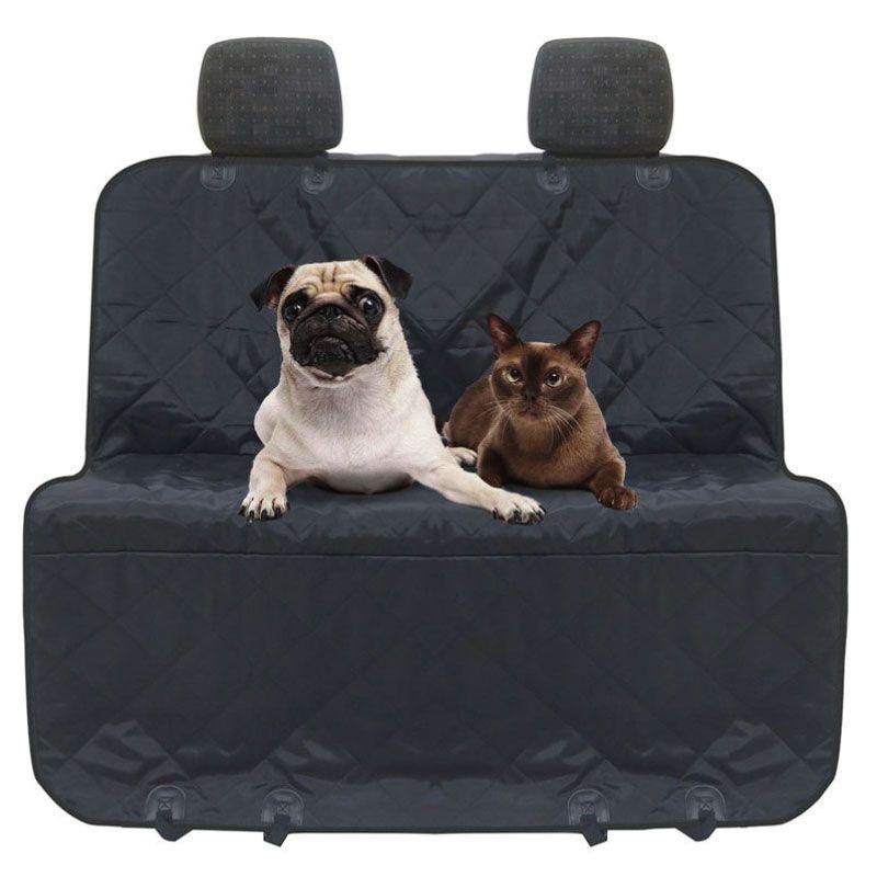 Asiento trasero del coche Alfombrilla para mascotas