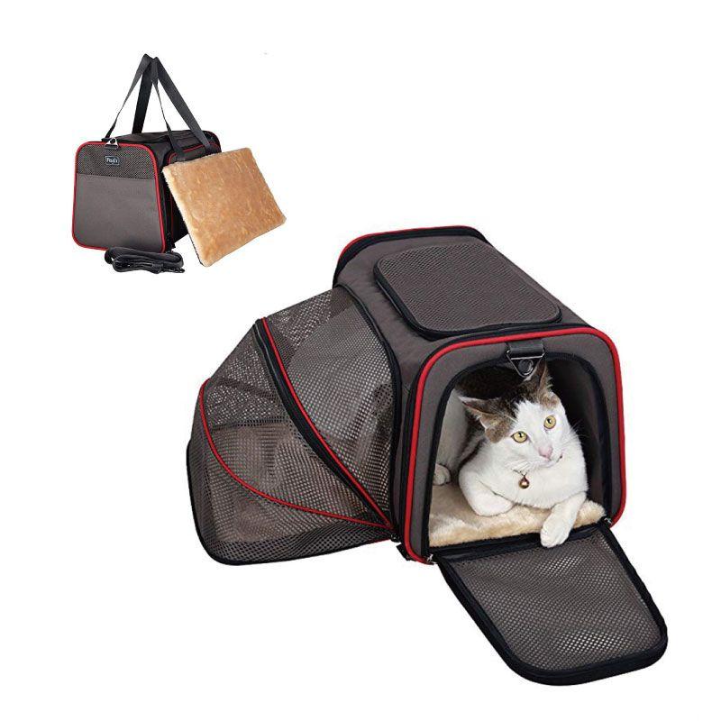 Bolsa de transporte de mascotas aprobada por aerolíneas