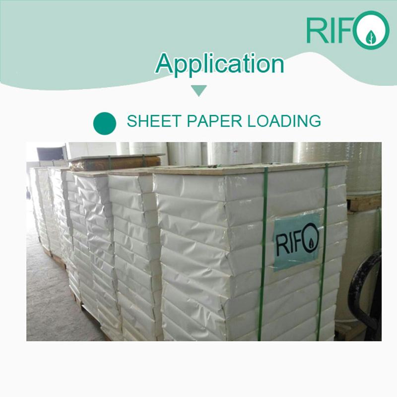 Síntesis de las invenciones de papel sintético polipropileno
