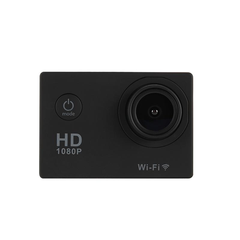 Cámara de acción portátil Wifi FHD DX1