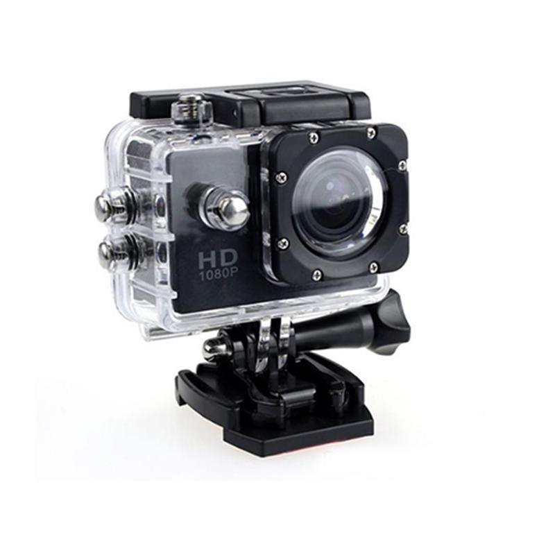 Mini cámara de acción real portátil VGA 480P para el negocio del regalo D34