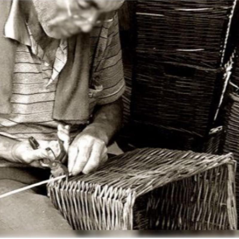 100% artesanía tejida a mano