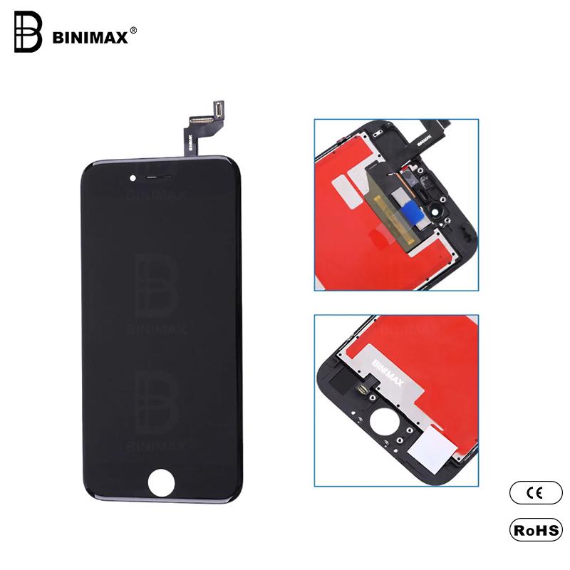 Conjunto de pantalla LCD TFT de teléfono móvil BINIMAX para ip 6S
