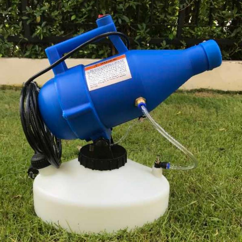 Desinfectante atomizador súper grande de 1500 vatios